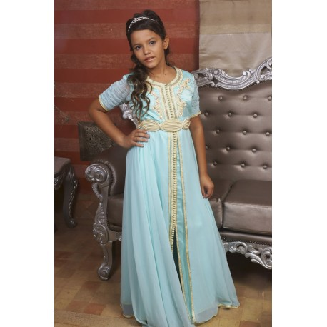 KAFTAN DRESS ZAHRA