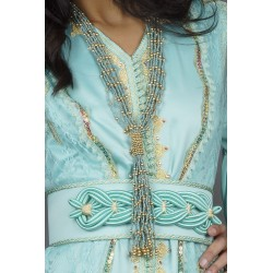 COLLIER CAFTAN VERGLACE
