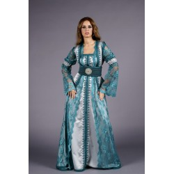 CAFTAN DRESS DONATELLA