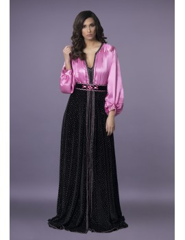 CAFTAN BLACKGLOSSY