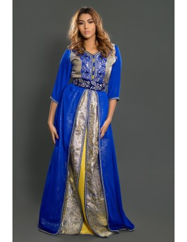 CAFTAN AUBAZINE