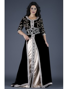 CAFTAN DRESS EXCELIA