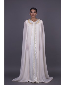 CAPE CAFTAN WEDDING