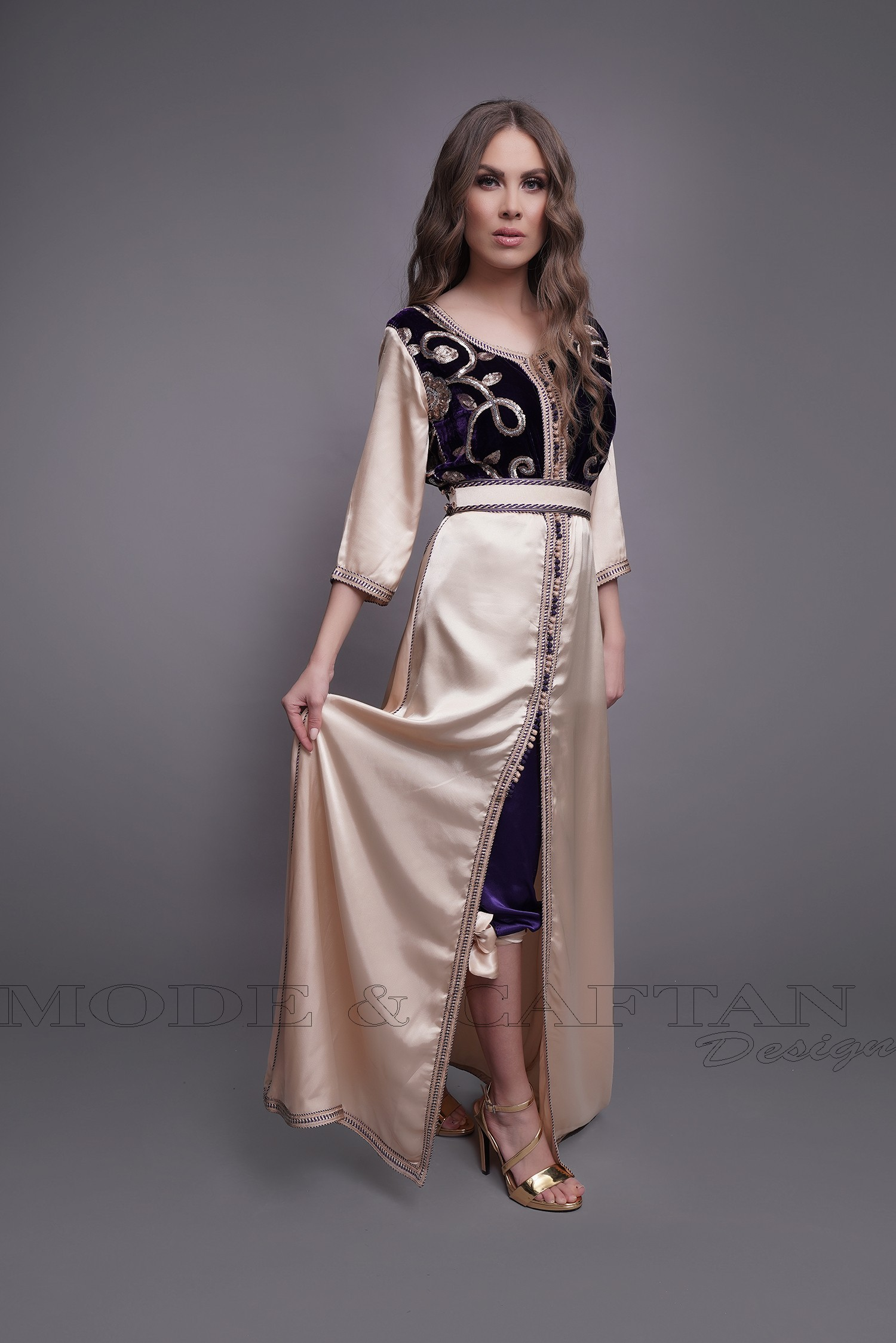 Caftan With Pants Original And Light For All Events