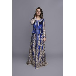 KAFTAN MELODY BLUE