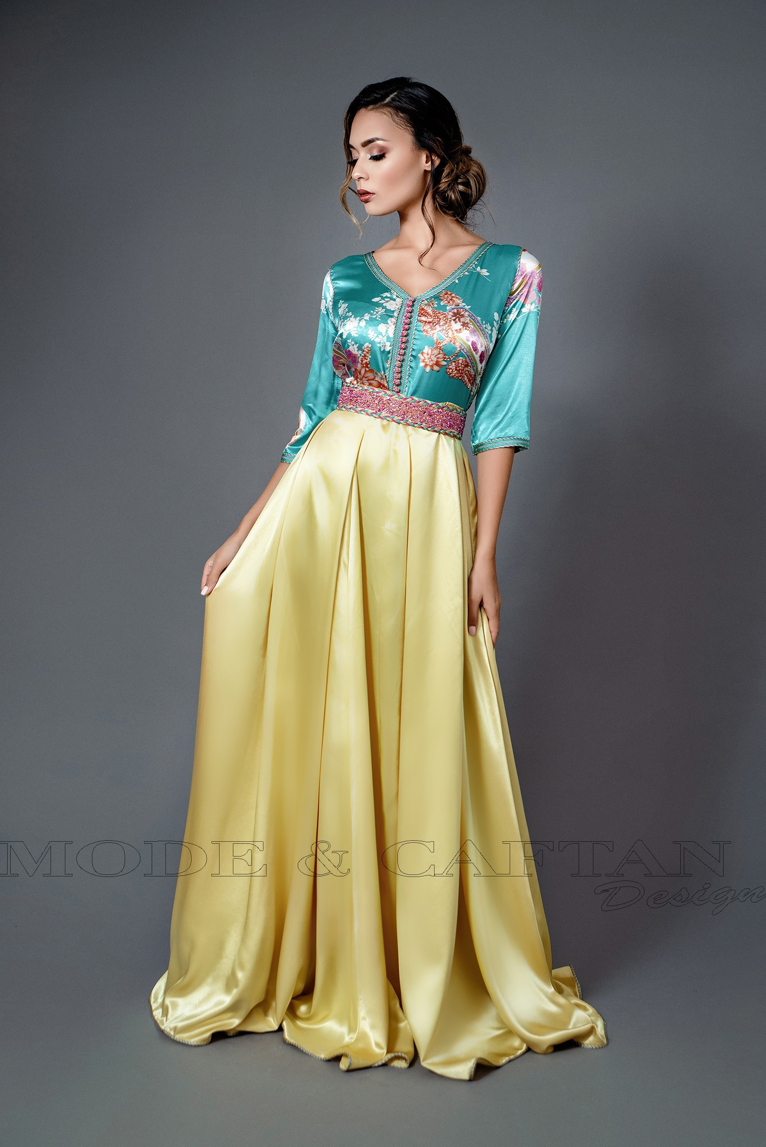 A Selection Of Designer Kaftan Online Fashion 2020 Made In Morrocco