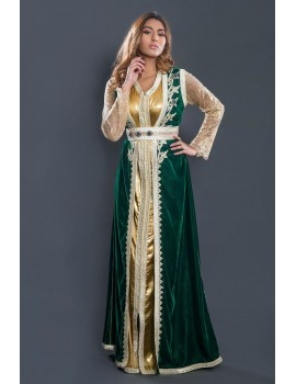 CAFTAN EMERAUDE