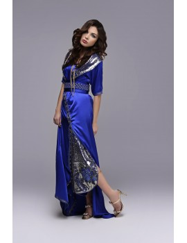KAFTAN DRESS MERIDIEN