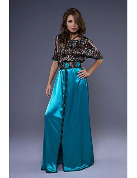 KAFTAN DRESS AGATHE