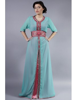 KAFTAN DRESS BIENVEILLANCE